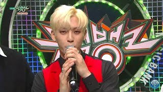 [Music Bank 19.01.18] COME BACK: 이민혁 (LEE MINHYUK)