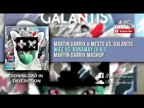 [8K] WIEE vs. Runaway (U & I) (Martin Garrix Ultra Brazil '16 Mashup)