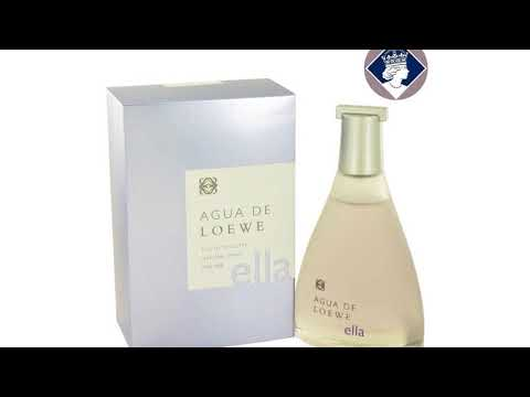 Agua De Loewe Ella 100ml/3.4oz Eau De Toilette Spray Perfume Fragrance For Women