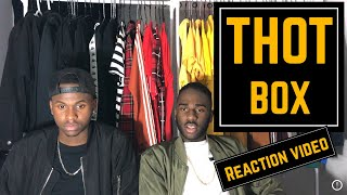 Hitmaka - Thot Box (Remix) (feat.Young M.A, Dreezy....) REACTION VIDEO