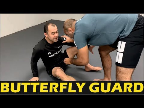 BJJ Butterfly Guard - Most Important Principles By Marcelo Garcia