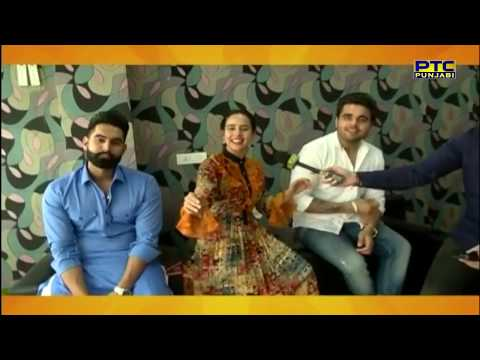 Sunanda Sharma | Parmish Verma | Ninja | Candid Interview | PTC Entertainment Show | PTC Punjabi