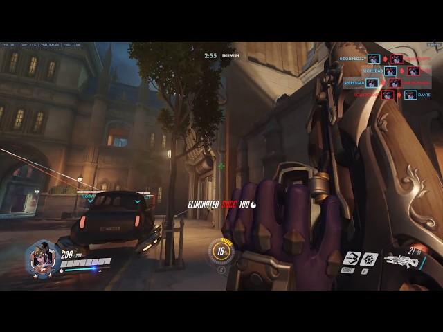 Overwatch Snip snip 2