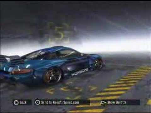 my porsche 911 gt2 drift car in nfs pro street youtube. Black Bedroom Furniture Sets. Home Design Ideas
