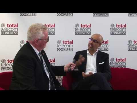 Arash Ashouriha, Deutsche Telekom at Total Telecom Congress 2018