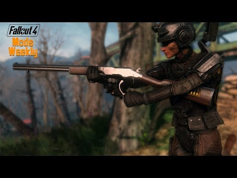 Fallout 4 Mods Weekly - Week 74 (PC/Xbox One)