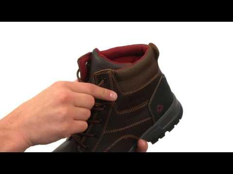 """wolverine-joliet-peak®-ag-waterproof-6""""-boot-composite-toe-sku:#8061231"""