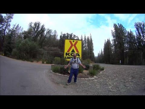 Yosemite West KOA tour