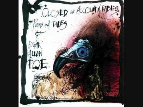 Christopher Walken - The Raven