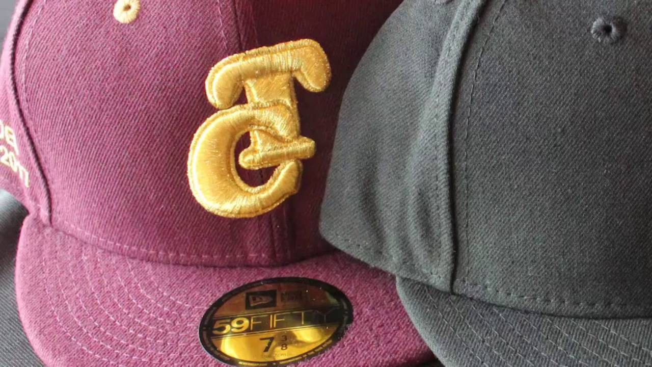 Nuevos diseños de gorras de los Tomateros de Culiacán - YouTube 6d1ef15a189