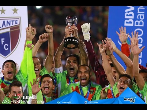 FC Juarez vs Atlante FC 3-0 La Gran Final Vuelta Apertura 2015 (HD)
