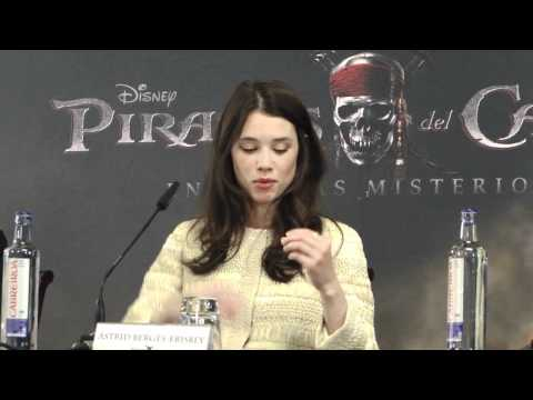 Penélope Cruz: Piratas del Caribe