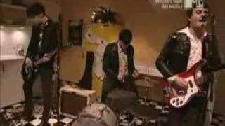 "The Paper Faces ""Stop Teasing Me"" Live MTV"
