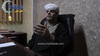 فيديو| الشيخ محمود التهامى: الإنشاد أكبر فرصة لتجديد الخطاب الدينى