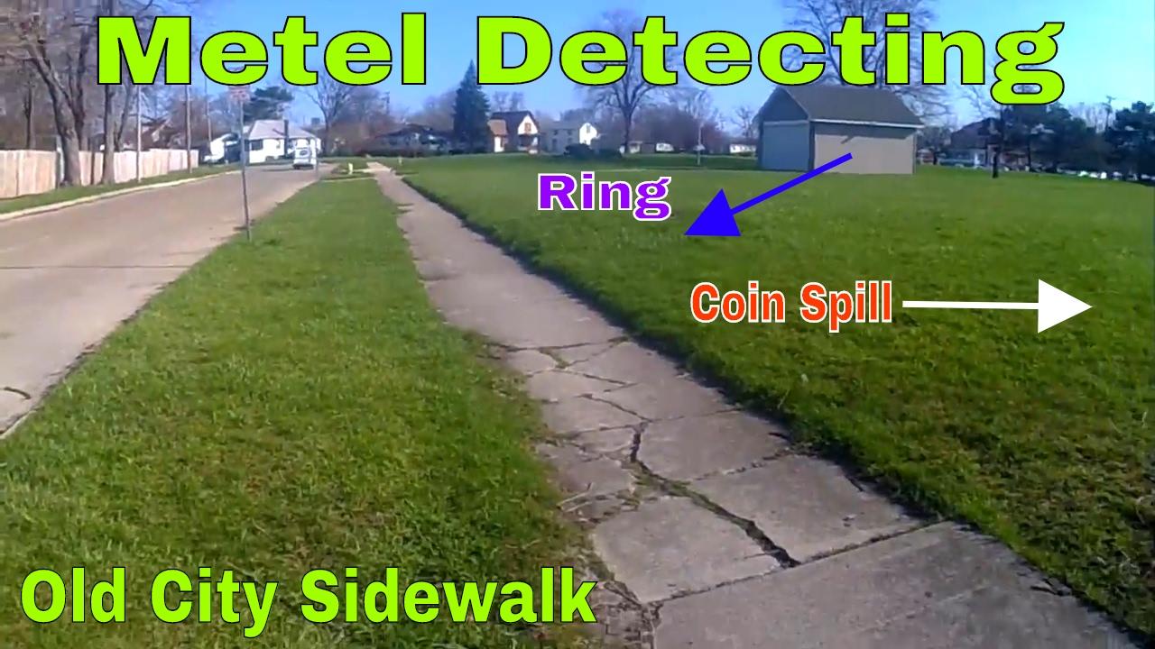 detector strip Metal