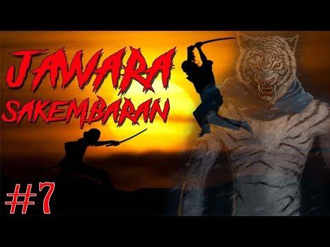 DONGENG SUNDA - JAWARA SAKEMBARAN #7