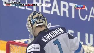IIHF World Juniors Final 2016, Россия U20 - Финляндия U20, 3-3