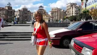 Киев Майдан сегодня(Здравствуйте, мои дорогие зрители и друзья.!!!! Меня зовут Самвел.! Я живу в г.Днепропетровске. Работаю солист..., 2014-08-21T14:33:00.000Z)