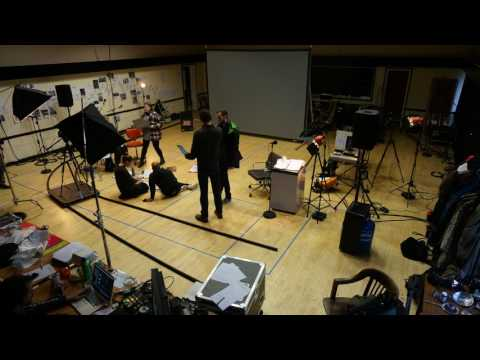 Rehearsal Timelapse: The Kid Stays In The Picture