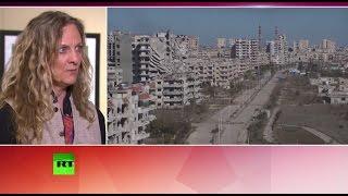Журналист: «Белые каски» действуют в Сирии как пособники террористов