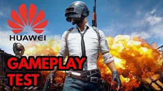 PUBG Mobile - Huawei P9 Lite Gameplay Test