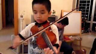 Chiu Ho's ABRSM Grade 2 Exam Song - Frohlicher Landmann