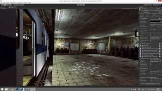 Speed Level design -  Metrò  [Unity 3D]