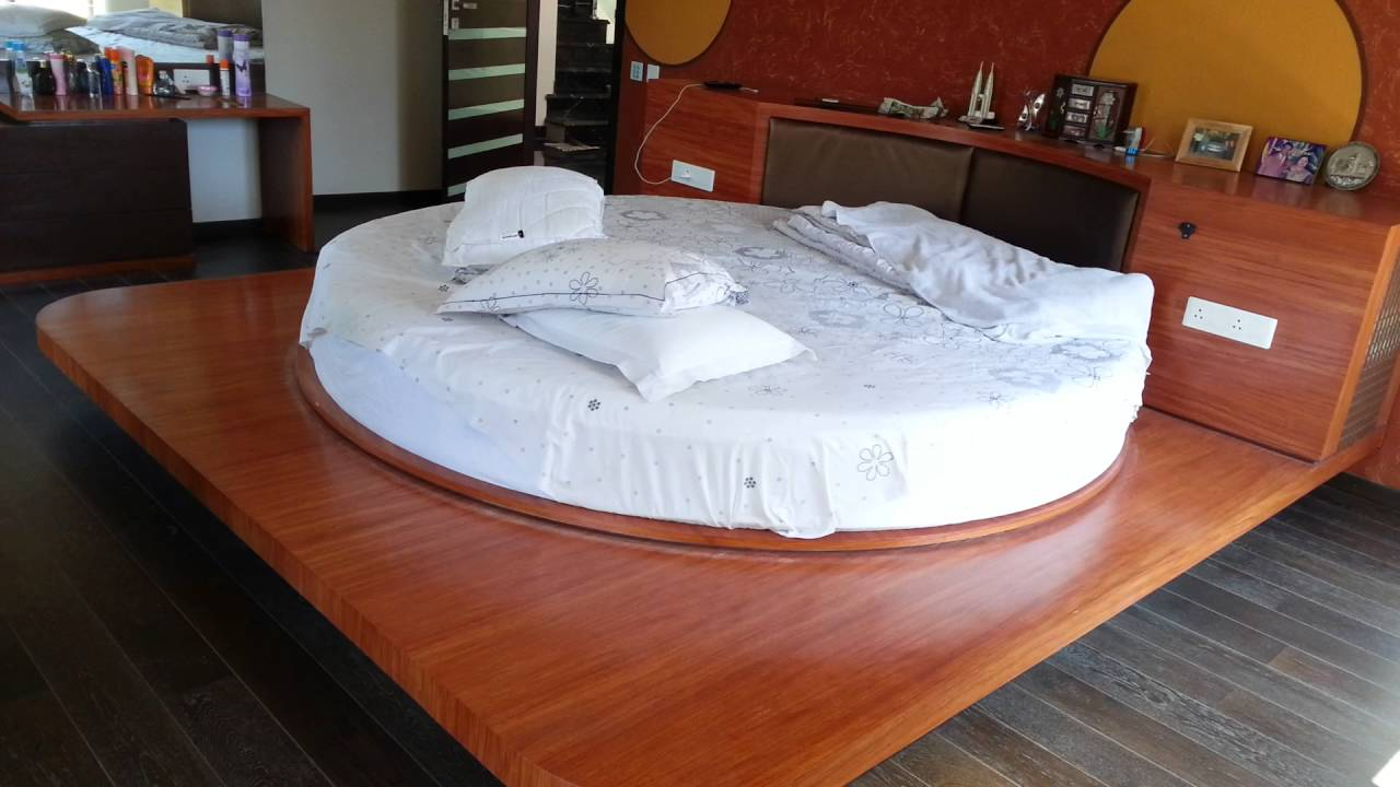 Wow So Amazing Rotating Bed With Remote Control YouTube - Rotating bed