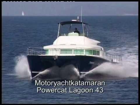 Lagoon Powercat 43 - Perseus I - Motor Yacht Charter Kroatien / Croatia - Woche ab Euro 6.125,-