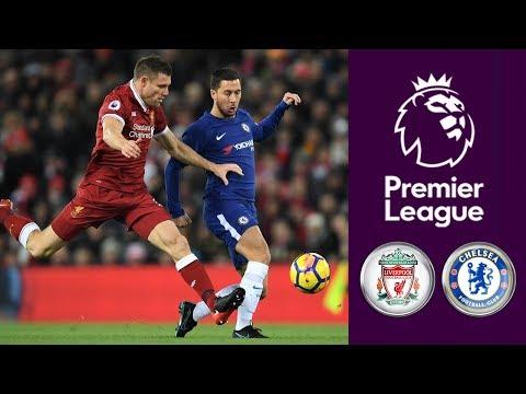 Liverpool vs  Chelsea ᴴᴰ 25.11.2017 - Premier League | FIFA 18