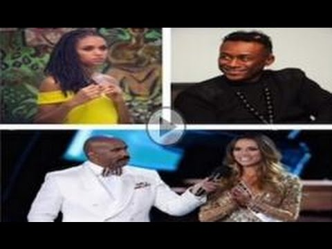 Prof.Griff Speaks On Steve Harvey,Miss Universe Pageant,and The Changing Perception of Beauty 2015