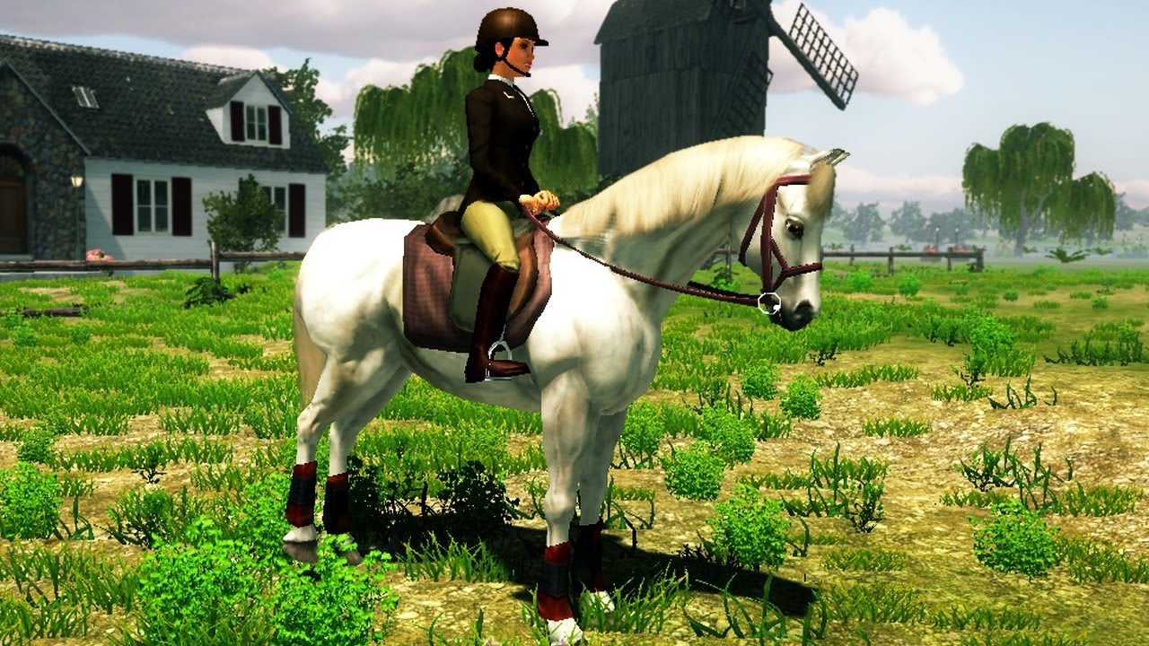 Horse Jumping - Free online games at Gamesgames.com
