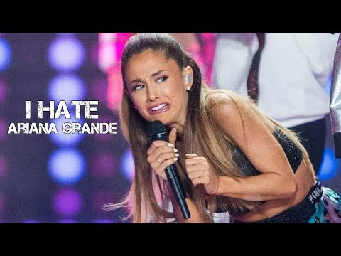 Why I Hate Ariana Grande | ButeraVids