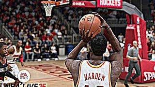 NBA Live 15 | Shooting Tips 101 | Creating Space