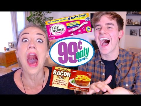 TESTING WEIRD 99¢  STORE PRODUCTS w/ Connor Franta