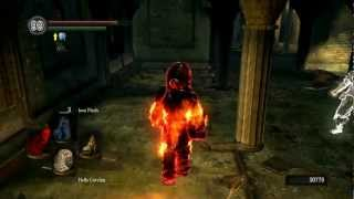 Dark Souls - Low level slow-walk invasions - The Rotten Horror