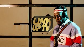 Burna Boy - Behind Barz | Link Up TV