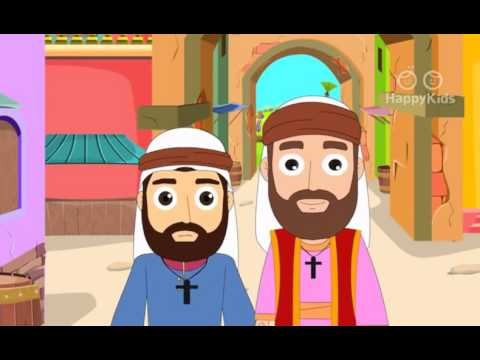 Paul And Silas   Bible Stories For Children