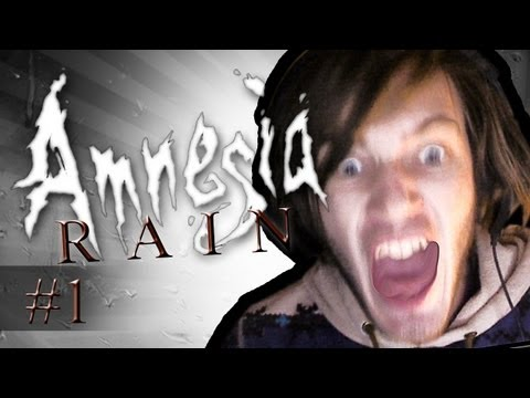 FREAKY NEW STORY! - Amnesia: Rain (1)