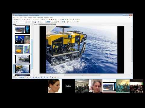 Virtual Field Trip: ROV SuBastian in Action