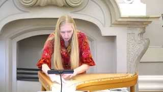 "Kristi Mühling (kannel) plays Malle Maltis´s ""Unekiri"" (Pattern of Sleep)"