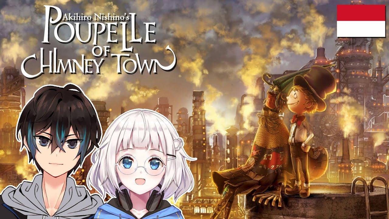 Poupelle of Chimney Town「えんとつ町のプペル」INDONESIAN VERSION - Andi Adinata & @Alia Adelia Ch.