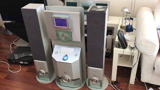Soundmaster component system