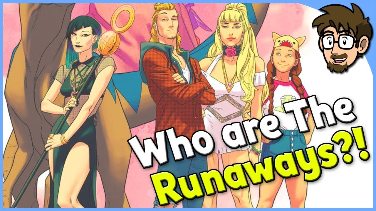 Download Complete History of the Runaways! [Marvel Comics]