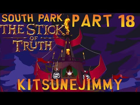 South Park: The Stick of Truth 18 - Girls and Boys Fighting Together