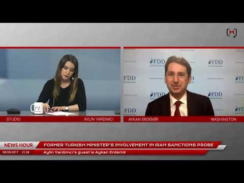 This Week in Turkey (28): Aykan Erdemir on former Turkish minister's involvement in the Zarrab case
