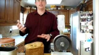 "The Versatile ""baler Twine"" Whole Wheat Bread"