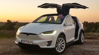 Living with a Tesla Model X P100d Ludicrous!