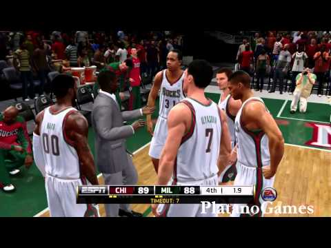 "nba-live-14-ps4---chicago-bulls-vs-bucks---ea-big-moments-challenge---""back-in-bucktown""---hd"