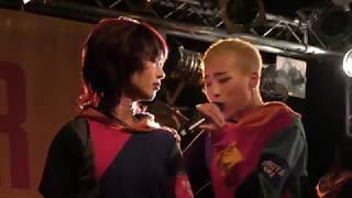 20190108【BOND初公開】LAST GANG PARADE リリースイベントatタワレコ渋谷CUT UP studio